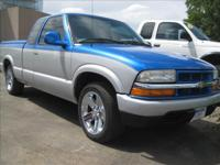 Options Included: 2 Door, Extended Cab, 2 Wheel Drive,