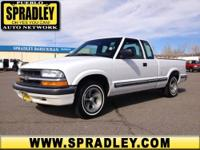 2003 Chevrolet S-10 Extended Cab Pickup LS Our Location