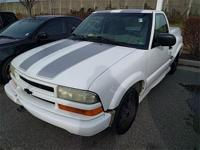 2003 Chevrolet S-10 CARS HAVE A 150 POINT INSP, OIL