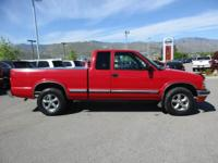 Options:  2003 Chevrolet S-10 Ls|Four Wheel Drive| Tow