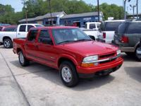 Options Included: Super nice crew cab S-10!!Hard to