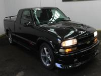 Options Included: N/A2003 CHEVROLET S-10 Ext Cab 123""