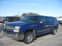 1 OWNER LOCAL TRADE IN CLEAN TOPPER LS PKG WEHRS CHEVY