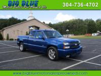 SS AWD INDY GO BLUE THIS TRUCK HAS IT ALL, AND ITS A
