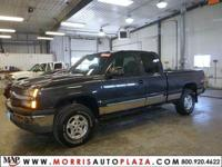 Options Included: N/AThis 2003 Silverado Ext Cab is