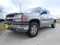 Options:  2003 Chevrolet Silverado