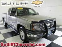 2003 Chevrolet Silverado 1500 Extended Cab Pickup Our