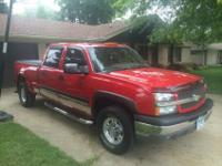 For Sale: 2003 1500HD Quadrasteer. Highway Miles. 4x4,