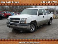 Options:  2003 Chevrolet Silverado 1500 Ls|Unlimited