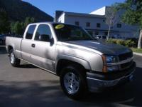 Options Included: N/ASilverado 1500 LS Z71 and 4WD.