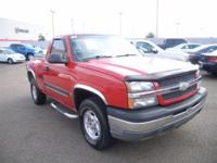 Options Included: Z71 Package, Tow Hitch, Cruise