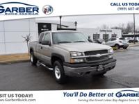 Featuring a 5.3L V8 with 120,071 miles. Includes a