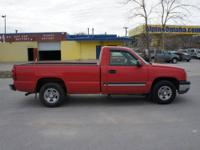 This 2003 Chevrolet Silverado 1500 LS might just be the