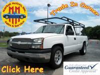 2003 Chevrolet Silverado Work Truck, GOT WORK ?, Really