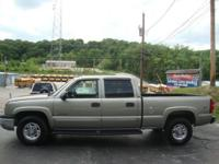 2003 CHEVROLET SILVERADO 1500HD LT 6.0L 4X4 FOUR DOOR,