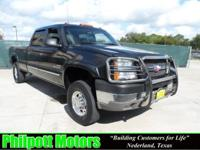 Options Included: N/A2003 Chevy Silverado 2500 HD, gray