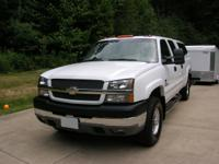 This is a super nice loaded 2003 Silverado LT 2500HD