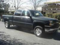 2003 Chevrolet Silverado 2500HD The 2003 Chevrolet