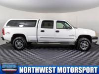 Clean Carfax Diesel Lifted Truck with Canopy!  Options: