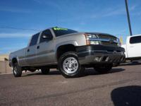 Options:  2003 Chevrolet Silverado 2500Hd Ls|4Dr Crew