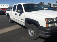 Look at this 2003 Chevrolet Silverado 2500HD LS. Its