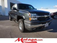 2003 Chevrolet Silverado 2500HD LS in Dark Gray