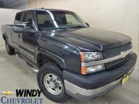Options:  2003 Chevrolet Silverado 2500Hd Lt|We Offer