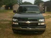 2003 Chevrolet silverado single cab. 155,00 miles New