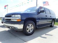 Options:  2003 Chevrolet Suburban|Blue|None|202|000