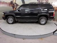 2003 Chevrolet Tahoe 4WD, ABS brakes, Alloy wheels,