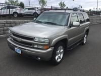Z71. Auto. 5.3L V8. Tow Package. Rear A/C Climate