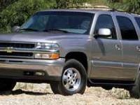 2003 Light Pewter Metallic Chevrolet Tahoe LT 4-Speed