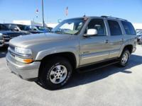 The 2003 Chevrolet Tahoe shines as a top pick for a