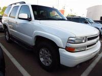 This 2003 Chevrolet Tahoe 4dr 4dr 1500 4WD LS 4x4 SUV