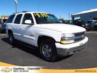 2003 CHEVROLET TAHOE SUV Our Location is: Courtesy