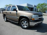2003 Chevrolet Tahoe SUV LT Our Location is: Chrysler