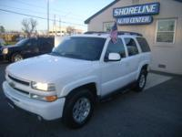RIDE IN STYLE WITH THIS ***2003 CHEVY TAHOE Z71***