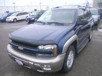 2003 Chevrolet TrailBlazer 4x4 Our Location is: Lithia