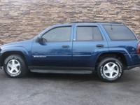 Options Included: N/AThis 2003 Chevrolet TrailBlazer