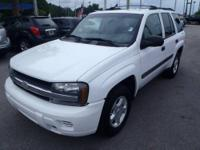 2003 Chevrolet TrailBlazer SUV LS Our Location is: Dyer