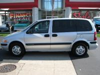 The 2003 is the chevy's FWD minivan equipped with a 185