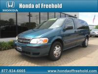 Honda of Freehold presents this 2003 CHEVROLET VENTURE
