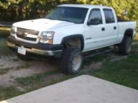V8, crew cab LS 4WD, books for $9725 asking $7000