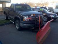 Description Make: Chevrolet Model: C/K Pickup 3,500