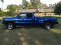 2003 Chevrolet 3500 LS Duramax Diesel with only 87,000