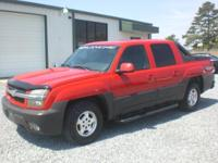 2003 chevy avalanche. Our Area is: Lee Inc. of