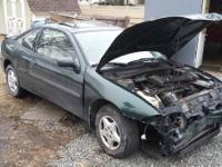I have 2003 chevy cavalier my niece just crashed car