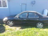 2003 Chevy cavalier for sale. Needs battery and begins