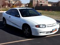Available is a 2003 Chevy Cavalier LS 5 speed manual.