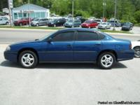 2003 Chevy Impala Sharp Looking Family Car Go UK!! This